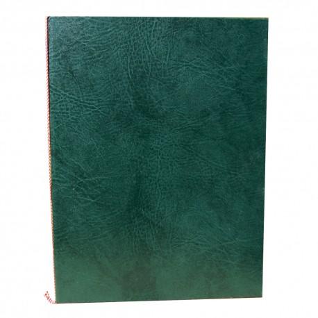 10x Okładki na dyplom, zielone