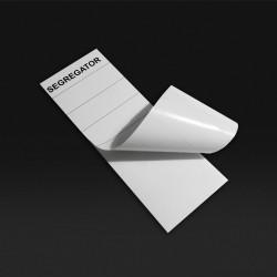ESS: 25x Etykiety na segregator