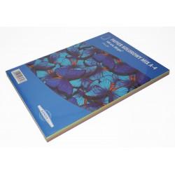 Papier kolorowy 100 arkuszy